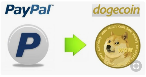 Buy Dogecoin With Paypal and Credit Card   DOGE