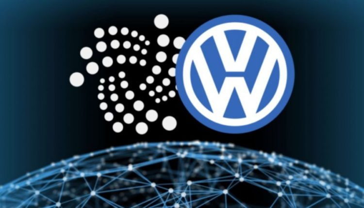 Volkswagen and IOTA